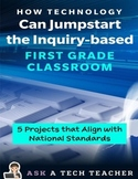Jumpstart Your First Grade Class with Technology