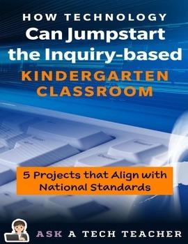 Jumpstart Your Kindergarten Class with Technology