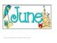 June ABCCD Pattern Calendar
