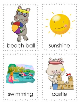 June Activities for Primary Grades - End of Year, Father's Day, Flag Day, Camp
