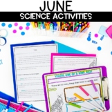 End of the Year Science Activities