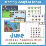 June Adapted Books