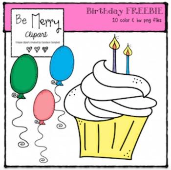 June Birthday FREEBIE
