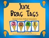 June Brag Tags