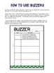 June Buzzer Packet (Bell Work-Journal) Common Core Writing Prompts