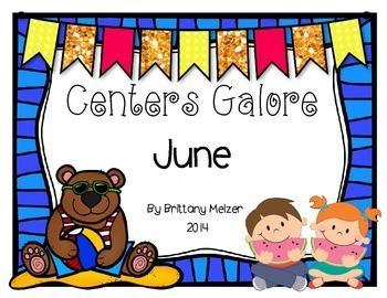 June Centers Galore