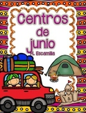 June Centers in Spanish