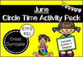 June Group and Circle Time
