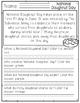 June Comprehension Passages