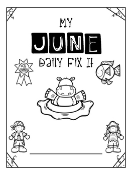 June - Daily Fix It