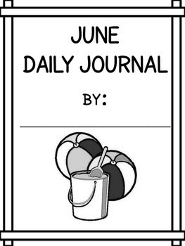 June Daily Journal - 2018