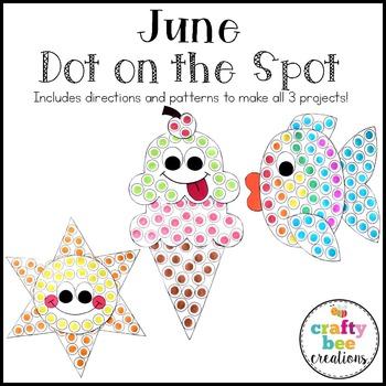 June Dot on the Spot Set