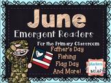 June Emergent Readers