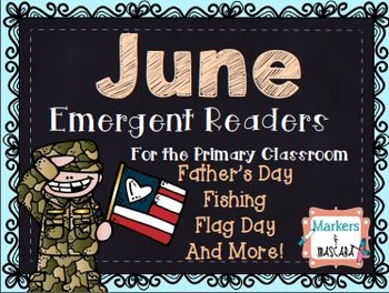 June Emergent Readers