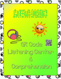 June: End of Year QR Code Listening Center w/ Comprehension