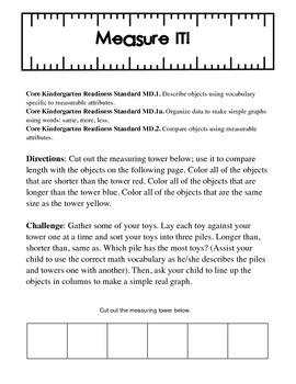 June Homework Packet: Preschool Edition