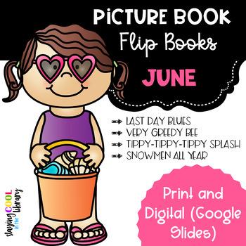 June/July Picture Book - Flip Book Set