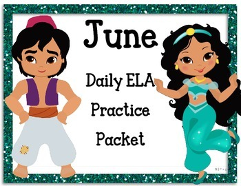 June Language Activities