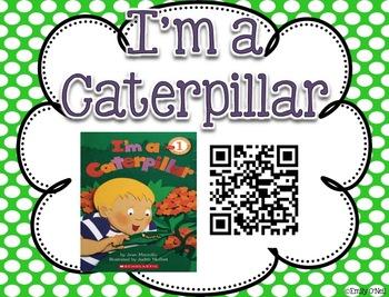 June Listening Center - Caterpillars and Butterflies