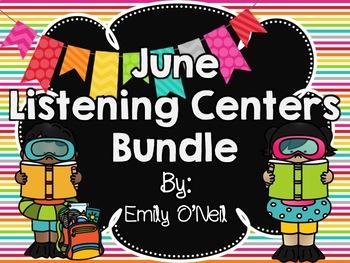 June Listening Centers Bundle