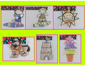 June Math Crafts Adding Two Digit Numbers - When will You Regroup?
