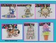 June Math Crafts Subtracting Two Digit Numbers with or without Regrouping
