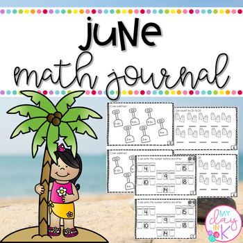 June Math Journal