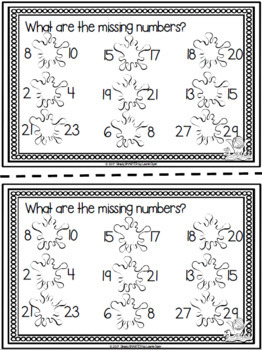 June Math Journal:  NO PREP Journal Prompts