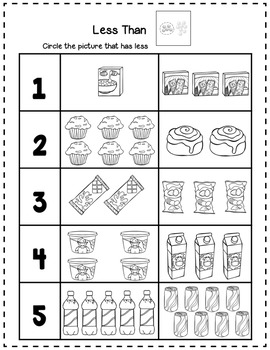 June Math Skills Packet- Special Education and Autism