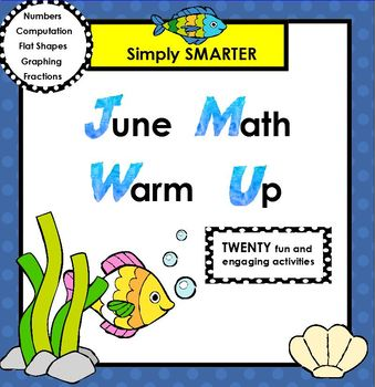 JUNE MATH WARM UP