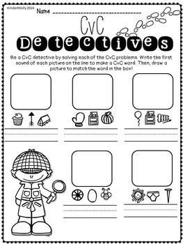 June Math and Literacy Printables