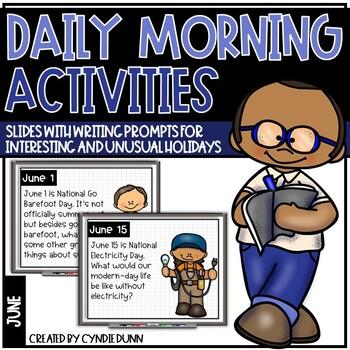 June Morning Activities