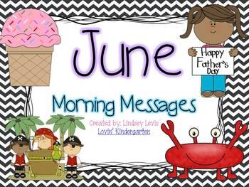June Morning Messages Bundle