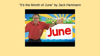 June Music Videos and a few Stories for the Elementary Classroom