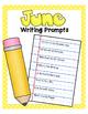 June NO PREP Journal Prompts