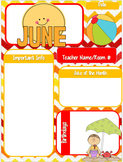 June Newsletter!