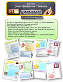 June Newsletter Editable Template
