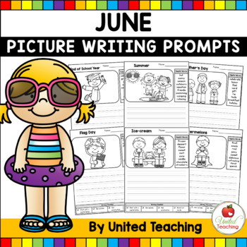June Picture Prompts for Writing