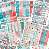 June Planner Stickers Kit