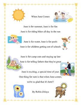 June Poem
