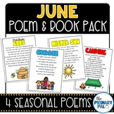 June Poem and Book Set
