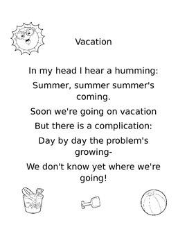 June Poetry