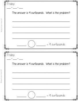 June Problem Solving