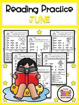 June Reading Practice
