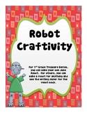 June Robot Craftivity