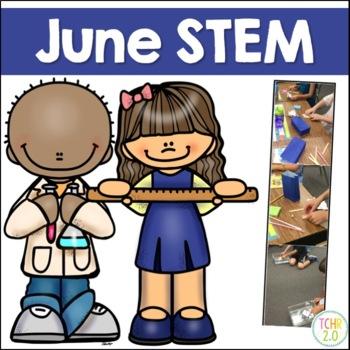 June STEM 10 Challenges Summer