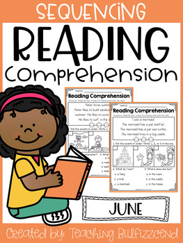 June Sequencing Reading Comprehension