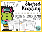 June Shared Reading: Poems and Lesson Plans