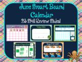 June Smart Board Calendar