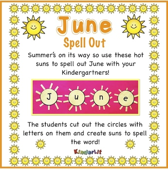 June Spell Out